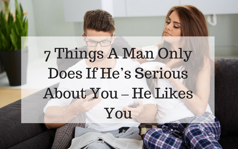 How to know if a guy likes you