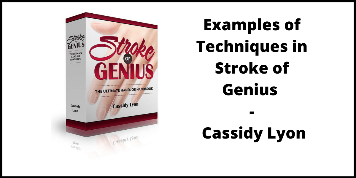 Stroke of Genius by Cassidy Lyon