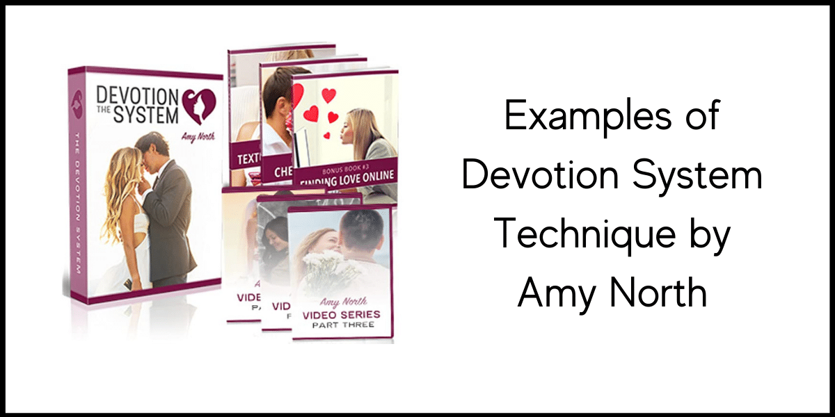 Examples of Devotion System Technique